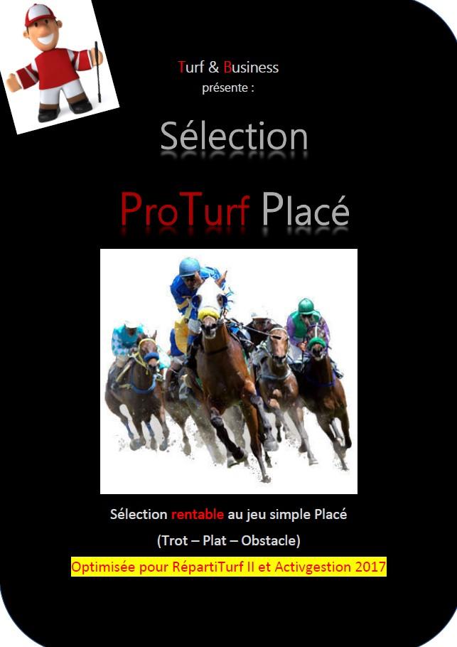 Cover Sélection ProTurf Placé