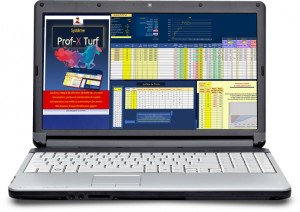 notebook système Prof-X Turf